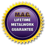 Murrieta Auto Collision - Lifetime Metalwork Guarantee Button