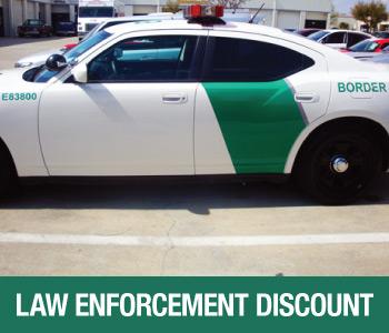 Specials - Law Enforcement Discount